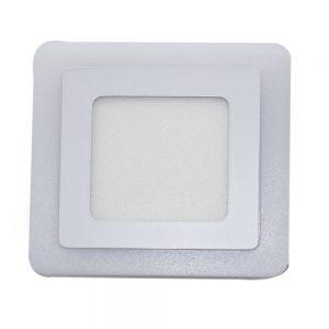 AID-MT-PD02-6+3W_Aplica_LED _Incastrabila_cu_2_Culori_1